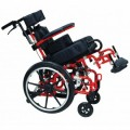 Kanga TS Pediatric Foldable Tilt In Space Wheelchair