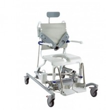 Aquatec Ocean E-VIP Shower Commode Chair