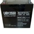 UB12550 Sealed Lead Acid Battery