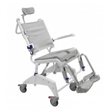 OceanVIP Tilt-in-Space Shower Commode Chair