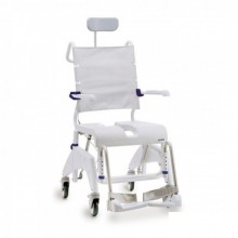 Aquatec Ocean Dual VIP Tilt-In-Space Shower Commode Chair