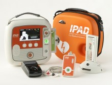 iPAD SP2 AED Ultimate Defibrillator