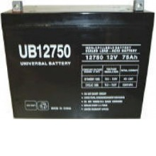 UB12750 Sealed Lead Acid Battery