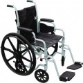 Drive Poly Fly Transforming Transport Chair
