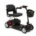 Pride Go Go Elite Traveler 4 Wheel Scooter
