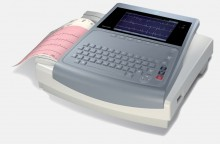 GE MAC 1600 Digital electrocardiograph